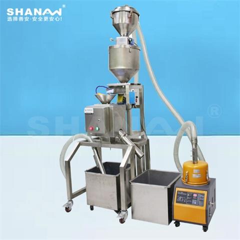 注塑机用金属分离器 自动上料金属检测机