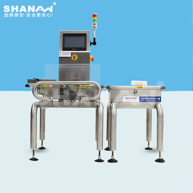 SACW-220高jing度重量检测机