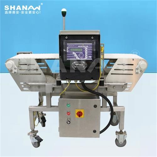 金属jian测机的安装yao求条件