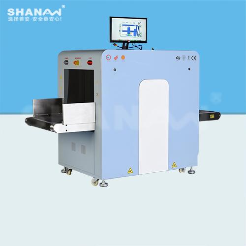 SA-5030A中型通道式X光机